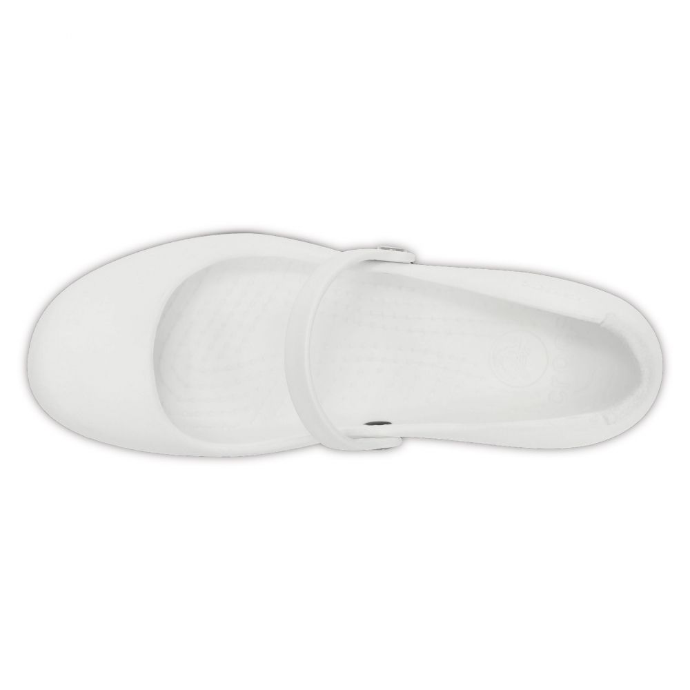 Crocs Alice Work White Flat